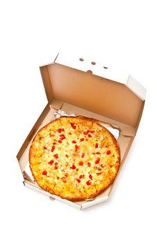 Free Boxed Pizza Stock Photos - 15572413