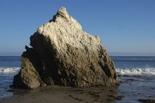 Free Guano Rock Stock Photography - 15572612