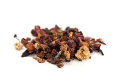 Free Tea Leaves On White Stock Photo - 15572650