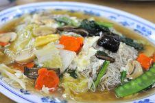 Free Asian Vegetarian Cuisine Stock Images - 15572714