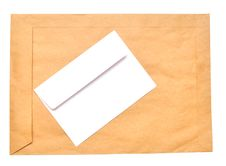Free Envelopes Stock Photos - 15574993