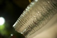 Free Flute Glasses Royalty Free Stock Image - 15575276