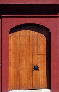 Free House Of Oaxaca Royalty Free Stock Photo - 15575395