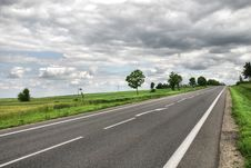 Free Country Road Royalty Free Stock Photography - 15575757