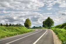 Free Country Road Stock Images - 15575804