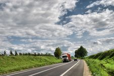 Free Country Road Royalty Free Stock Photography - 15575977