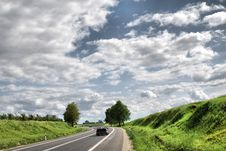 Free Country Road Royalty Free Stock Image - 15575996