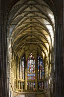 Free St Vitus Cathedral, Prague Royalty Free Stock Photo - 15576035