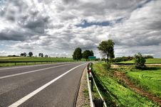 Free Country Road Stock Image - 15576121