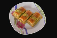 Free Turkish Baklava Stock Image - 15577831