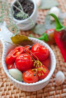 Free Cherry Tomatoes Stock Images - 15577834
