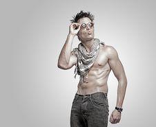 Free Fashion Man Stock Images - 15578344