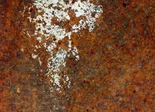 Free Grunge Rusty Iron Background Stock Photography - 15578392
