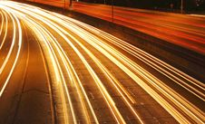 Free Traffic Lines Royalty Free Stock Photo - 15579085