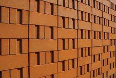 Stack Of Bricks Stock Photos