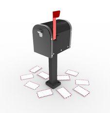 Free Mailbox Stock Photography - 15579352