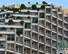 Free A Modern Resort At Eilat City Stock Photos - 15579593