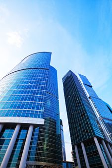 Business Centre Royalty Free Stock Photo