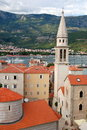 Free The Old Town Of Budva, Montenegro Royalty Free Stock Image - 15580816