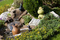 Free Beautiful Summer Garden Stock Photo - 15582770