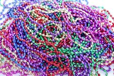 Free Beads Close Royalty Free Stock Photos - 15580598