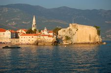 Free The Old Town Of Budva, Montenegro Stock Image - 15580641