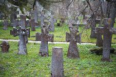 Free Graveyard Royalty Free Stock Images - 15580839