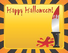 Free Happy Halloween Royalty Free Stock Image - 15581196