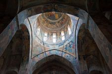 Free Ceiling Of A Monastery Stock Photos - 15581963