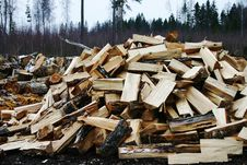 Free Wood Pile Stock Images - 15582784