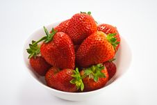 Free Strawberries Royalty Free Stock Photos - 15583438