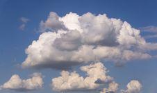 Free Cloudy Sky Stock Photo - 15583920