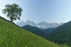 Free Val Di Funes - Santa Maddalena Stock Photos - 15584153
