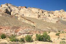 Free San Rafael Reef, Utah Stock Image - 15584961