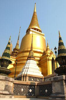 Free Wat Pra Kaew Royalty Free Stock Image - 15586266