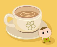 Free Milk Tea Stock Images - 15586454