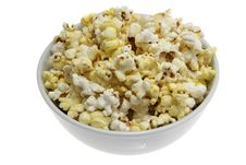 Free Bowl Of Popcorn Stock Images - 15586994