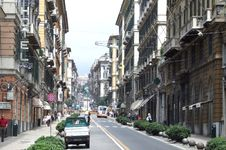 Free Genova-Liguria-Italy - Creative Commons By Gnuckx Royalty Free Stock Image - 155811966