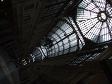 Free Genova-Galleria-Liguria-Italy - Creative Commons By Gnuckx Stock Image - 155811971