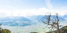 Free Knottnkino Vöran, Alps South Tyrol Royalty Free Stock Image - 155811976