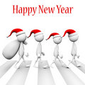 Free Happy New Year Royalty Free Stock Image - 15592706