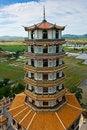 Free Chinese Style  Pagoda Royalty Free Stock Photo - 15598595