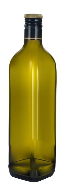 Free Olive Oil Bottle Stock Photography - 15591652