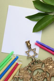 Free Menorah Stock Image - 15591851