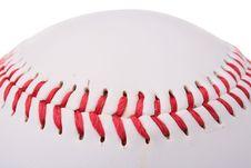Free Baseball Stitch Stock Photos - 15591883