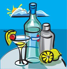 Free Martini Cocktail Stock Images - 15592444