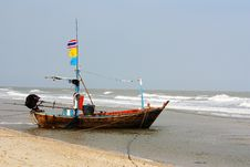 Free Thai Boat Stock Images - 15592544