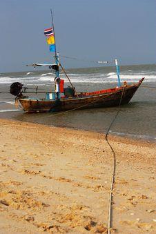 Free Thai Boat 2 Stock Image - 15592571