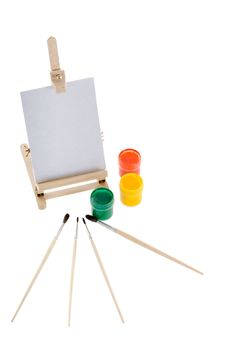 Free All For Painting Stock Photo - 15592630