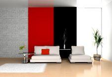 Free Living Room Stock Photo - 15593540